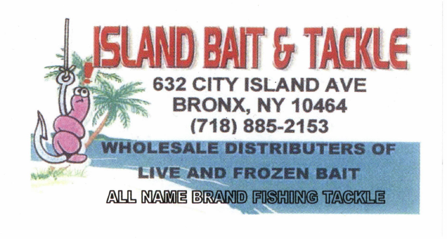 Bait And Tackle City Island