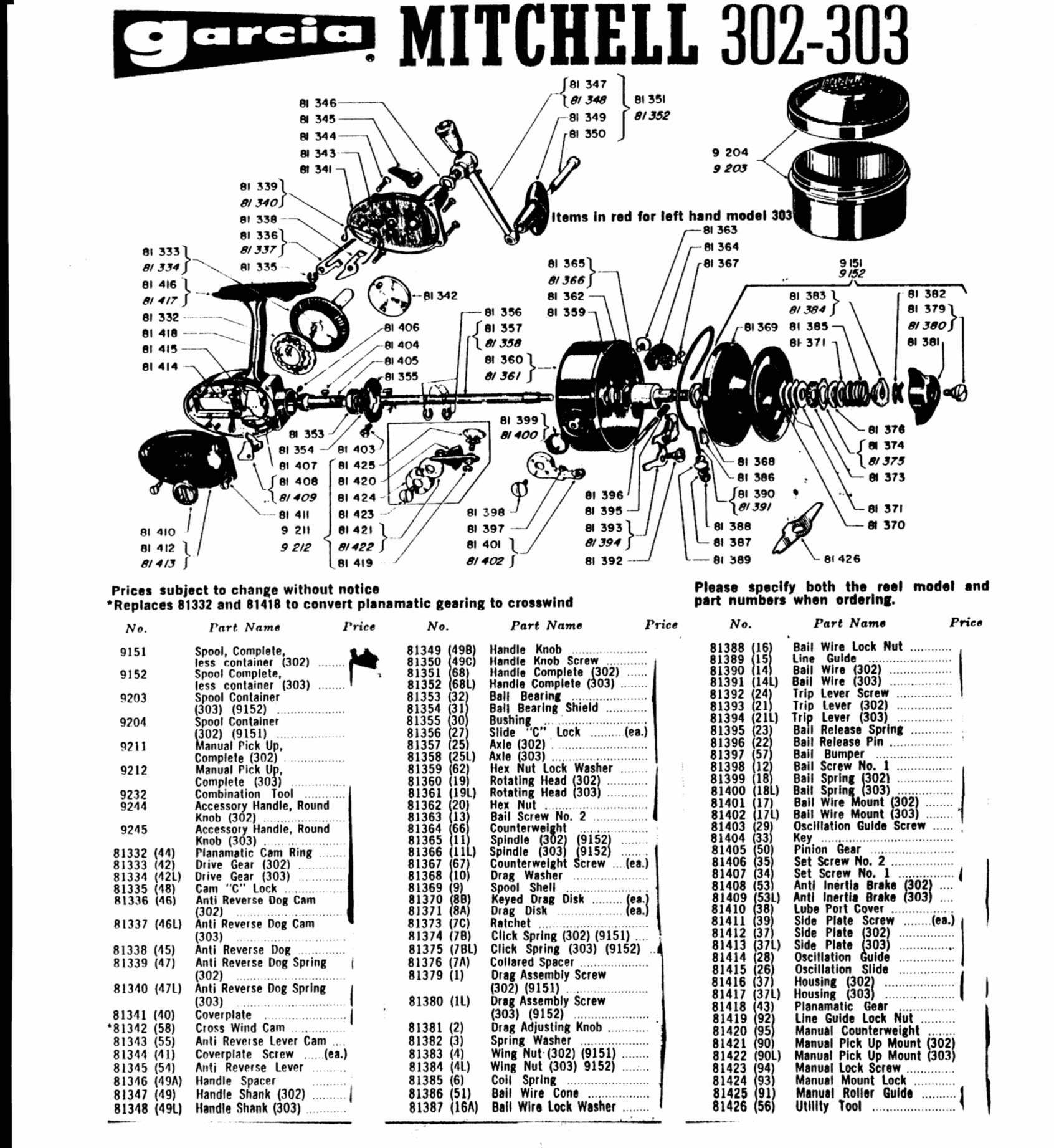 Mitchell 300 Parts Diagram Pictures To Pin